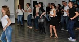Cours collectifs de danse à Dijon