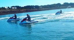 Randonnée en Jet-Ski sur le littoral Breton près de Vannes