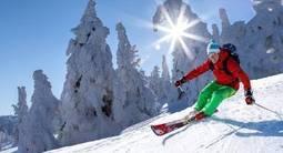 Sortie en Ski freestyle à Risoul
