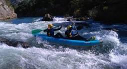 Descente en Rafting à Aniane