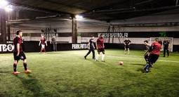 Séance de Foot Indoor à Noisy Le Grand