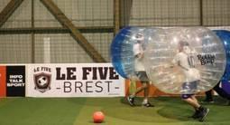 Bubble Bump à Brest