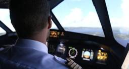 Simulateur d'avion Airbus A320 à Bordeaux