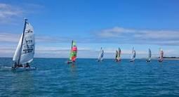 Séance découverte de Catamaran à L'Île de Noirmoutier