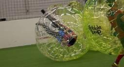 Partie de Bubble Bump à Albi