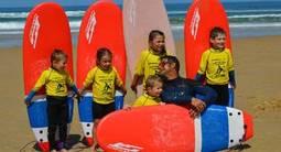 Cours de Surf découverte à Seignosse
