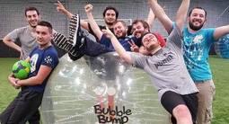 Partie de Bubble Bump à Caen