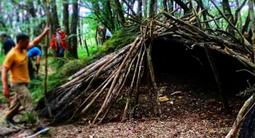 Stage de Survie forestier près de Saint Etienne