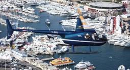Vol Panoramique en hélicoptère aux Gorges du Verdon