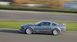 Stage de Pilotage en Ford Mustang Saleen - Circuit de Pont l'Évêque