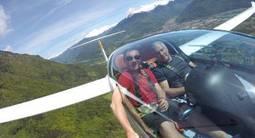 Vol en Planeur à Albertville à proximité du Mont blanc