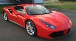 Stage de pilotage en Ferrari 488 GTB - Circuit de Dreux