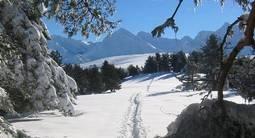 Une petite-journée de raquettes à Saint Lary Soulan - Pyrénées