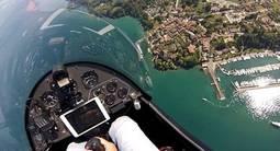 Baptême en ULM Gyrocoptère à Cuers près de Toulon