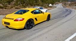 Baptême en Porsche Cayman Cup - Circuit du Grand Sambuc