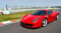 Stage de Pilotage en Ferrari F458 - Circuit de Chambley