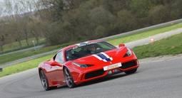 Baptême en Ferrari 458 Italia - Circuit de Fay de Bretagne
