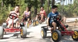 Session de Kart aventure