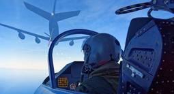 Simulateur de vol en avion de chasse près de Nantes