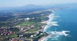 Baptême en Hélicoptère - Vol depuis Biarritz
