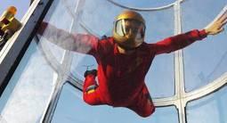 Simulateur de chute libre à Montpellier