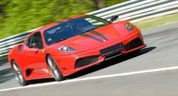 Pilotage d'une Ferrari F430 - Circuit des Écuyers