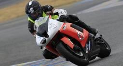 Stage de Pilotage en Kawasaki 600 ZX6R - Circuit de la Ferté-Gaucher