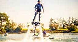 Initiation au Flyboard près de Savenay