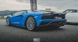 Stage de Pilotage en Lamborghini Aventador-S - Circuit de Pont l'Évêque