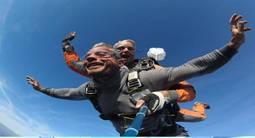 Saut en Parachute Tandem à proximité de Paris