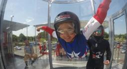 Simulateur de chute libre en soufflerie Indoor pour enfant près de Toulouse