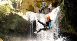 Canyoning près de Grenoble - Canyon des Ecouges