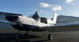 Vol et Initiation au pilotage en avion à Tours