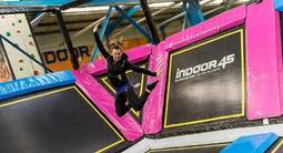 Session de Trampoline Park Indoor à Lyon