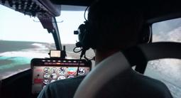 Simulateur de vol sur hélicoptère Bell 206 près de Metz