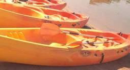 Balade en Kayak dans le golfe de Saint Tropez