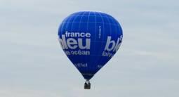 Vol en montgolfière - Rennes et campagne Bretonne