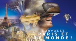 Découverte de Paris en Réalité Virtuelle