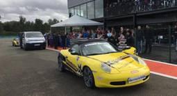 Stage de pilotage (Porsche, Ferrari...) pour enfant à Dreux proche de Paris