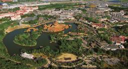 Baptême en ULM près de Paris - Vol découverte de Disneyland Paris