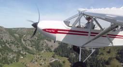 Initiation au pilotage d'avion ultra léger à Colmar