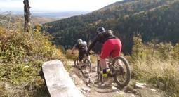 Stages en VTT de descente, freeride et enduro au Lac Blanc