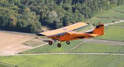 Initiation au pilotage d'avion près de Reims en champagne