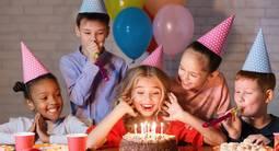 Animation d'anniversaire pour enfant à domicile sur Tours et l'Indre-et-Loire