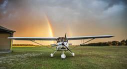 Initiation au pilotage d'avion léger à Mulhouse en alsace