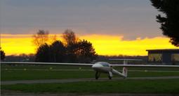 Baptême de l'air en planeur - Vol en Normandie depuis Rouen