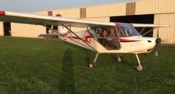 Initiation au pilotage d'avion ultra léger près de Lens