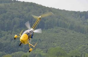 Baptême de l'air en ULM Multiaxe ou autogire  à Mulhouse