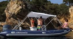 Balade en Bateau et taxi Boat près de Nice