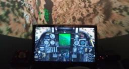 Simulateur de Vol en Avion de Chasse à Marseille ou Aix-en-Provence